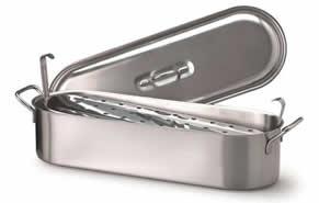 pesciera in alluminio