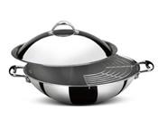pentola wok lucida lagostina